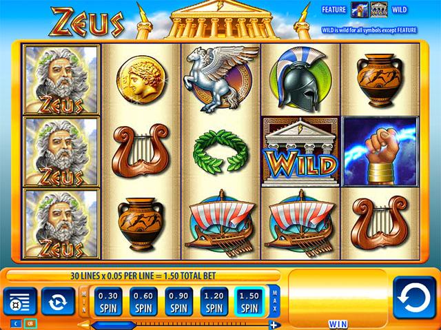 Slots Gratis Zeus
