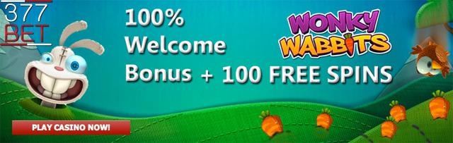 online casino free bet sizzlig hot