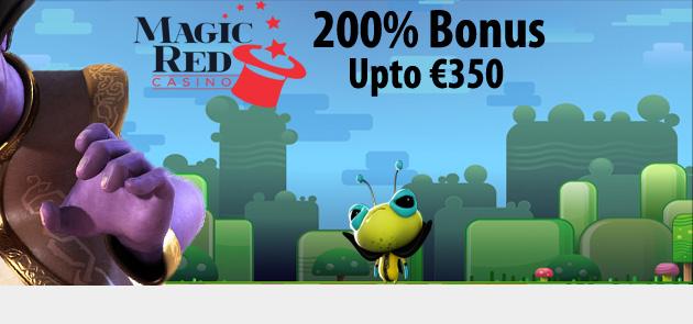 200 bonus netent