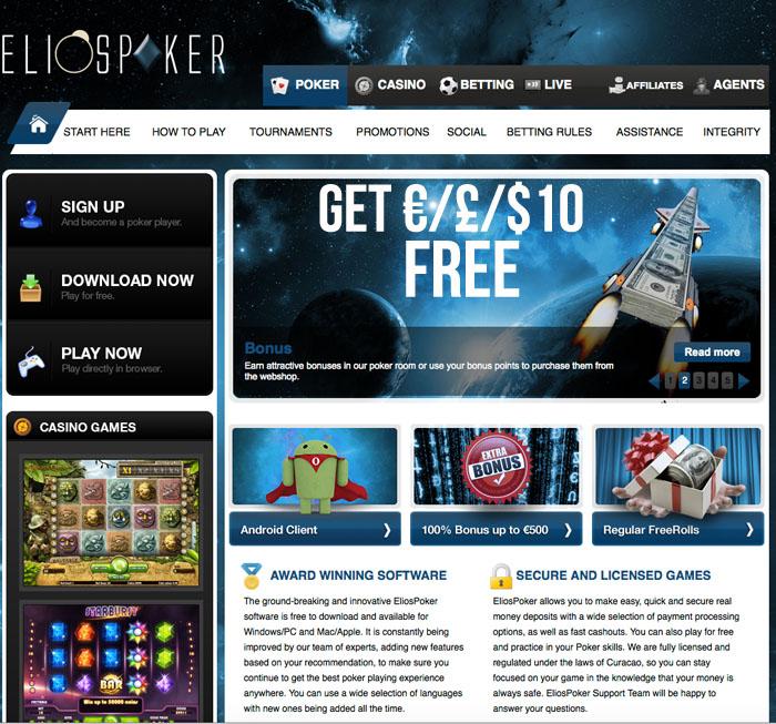 Elios-Poker-Casino