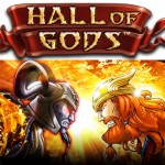 Top 10 NetEnt Casinos where to Play the Hall Of Gods Jackpot Slot