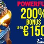 Best NetEnt Casino 2015: CasinoEuro's 200% Bonus is the BIGGEST NetEnt bonus of the year