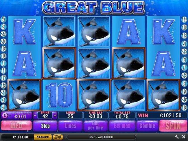 Great-Blue-Slot-Big-Win
