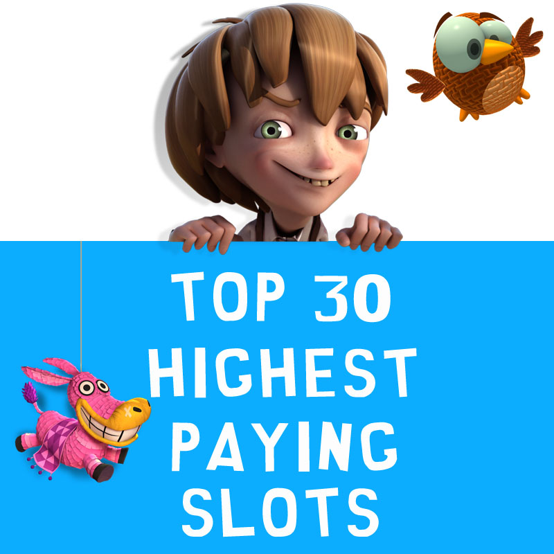 Highest Paying Slots 2015