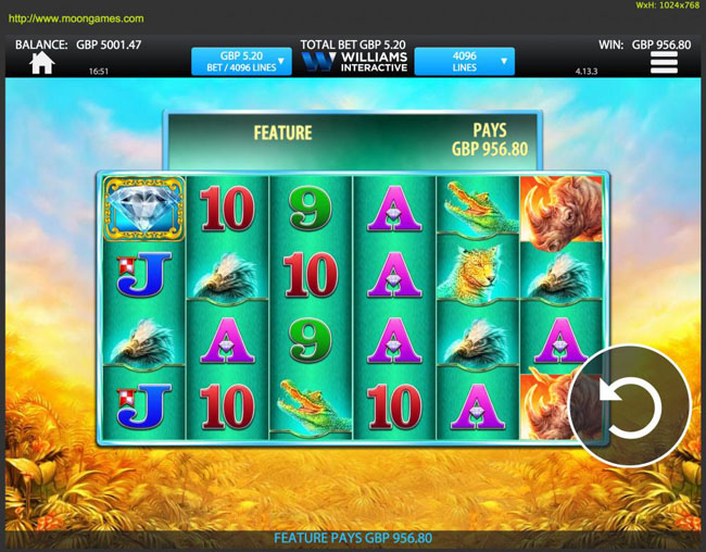 Raging-Rhino-slot-big-win