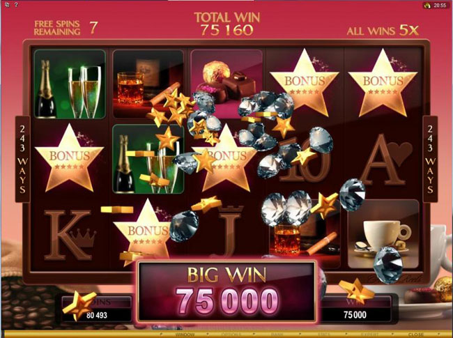 TheFinerReelsofLife-Slot-Big-win-60centsBet-2