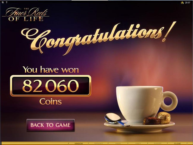TheFinerReelsofLife-Slot-Big-win-60centsBet