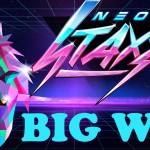 Neon Staxx Slot 100 Spins Real Money Game Play. Watch Big Wins video