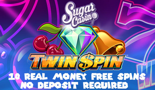 Real Money Slots Free Spins No Deposit