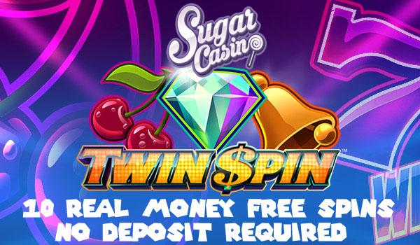 no deposit free spins casino 2015