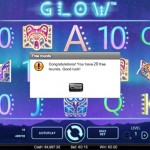 How to get 20 Glow Slot Free Spins No Deposit Required at Tivoli Casino
