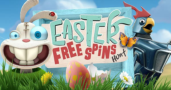 Easter Free Spins 2016