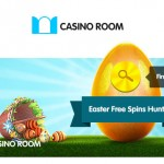 Get Easter Free Spins at Casino Room this Easter weekend (26 March until 29 March 2016)