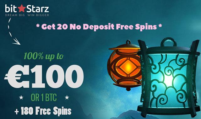 bitstarz 20 free spins