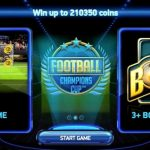 Football: Champions Cup Slot is NetEnt's new slot for May 23rd 2016