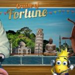 Get Casino Cruise free spins on the Cruise of Fortune wheel