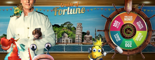 Cruise-of-fortune