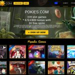 Get $/€/£5 No deposit bonus for all new players at Pokies.com