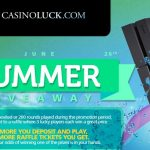 Win a Playstation 4, Scooter and Bose Head Phones in the CasinoLuck Summer Giveaway