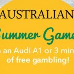 Win an Audi A1 in the All Australian Casino Summer Games Promotion