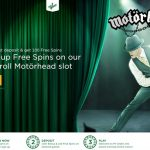 20 No Deposit Motorhead Free Spins available at Mr Green until October 31st 2016