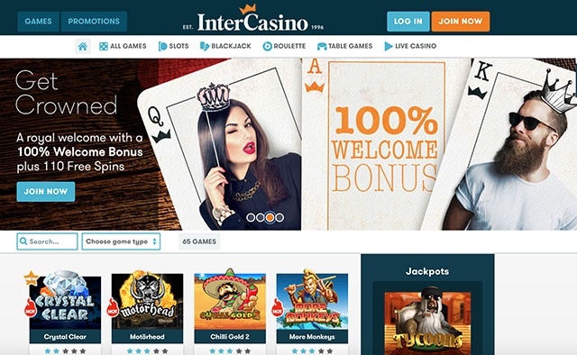 intercasino-review