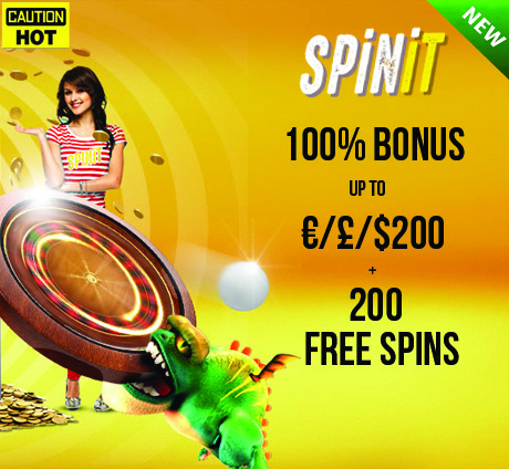 free 100 spins
