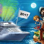 Casino Cruise New Years Bonus 2017 | 17 Daily Bonuses until 17 January 2017