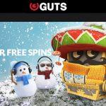 Guts Casino Triple Free Spins Thursdays