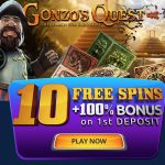 ZigZag777 Casino Review | EXCLUSIVE 100% Bonus + 10 No Deposit free spins on Gonzo's Quest