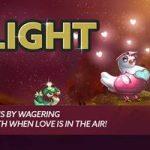 Moonlight Walk Promotion at BetAt Casino – win bonus money in February 2017!
