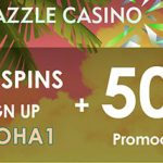 Dazzle Casino | Limited offer! 20 Aloha Free Spins No Deposit | NetEntCasinos.Reviews
