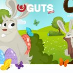 Take part in the Guts Casino Easter Egg-Stravaganza from 11 April until 1 May 2017
