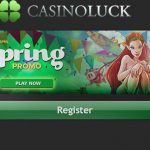CasinoLuck Spring Promotion: Get free spins and bonuses this week!
