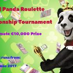 Stand a chance of winning €10 000! Take part in the Royal Panda Roulette Championship Tournament