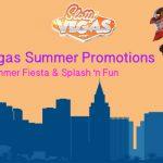 Limited Offer! Slotty Vegas Summer Promotions – Summer Fiesta and Splash 'n Fun