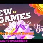 NEW Offer! VIPStakes 5 EURO No Deposit Bonus on Butterfly Staxx Slot – until 3 July 2017!