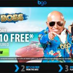 No Deposit Free Offer now available! Get £/$/€10 Free Bonus No Deposit Required at BGO Casino today