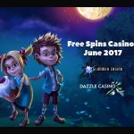New June Offers! No Deposit Free Spins Casinos June 2017 List Now Available