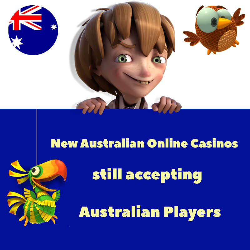 new online casinos accepting usa