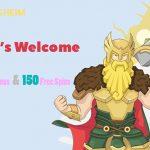 VikingHeim Casino Welcome Bonus & NetEnt Free Spins | €/$750 Bonus + 150 Free Spins