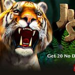 Get 20 Jungle Spirit No Deposit Free Spins + 100% bonus and 100 Free Spins at Argo Casino – Sign up today!