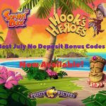 TOP 10 July No Deposit Bonus Codes now available | NetEntCasinos.Reviews