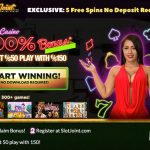 Exclusive SlotJoint Casino 5 Free Spins No Deposit Required + 200% Welcome Bonus