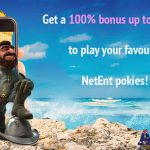 All Australian players – Get your AU Slots Pokies Welcome bonus and play NetEnt games today!