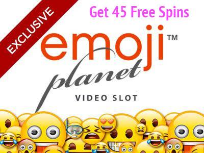 Emoji Planet Free Spins