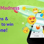 New Promotion! Get your Emoji Mobile Madness Free Spins at Guts Casino now