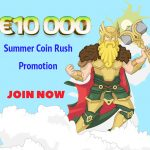 VikingHeim Summer Coin Rush Promotion now on! Take part today to win your share of €10,000