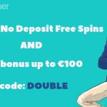 New Agent Spinner Casino Offer: Sign up for a whopping 100 No Deposit Free Spins!