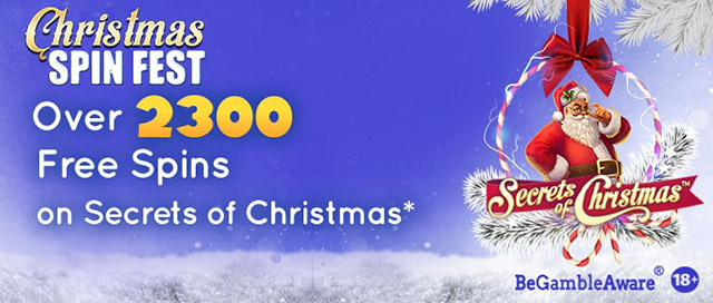 PowerSpins Christmas Free Spins